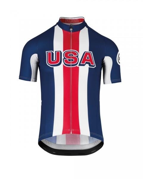 Assos SS Jersey USA Cycling