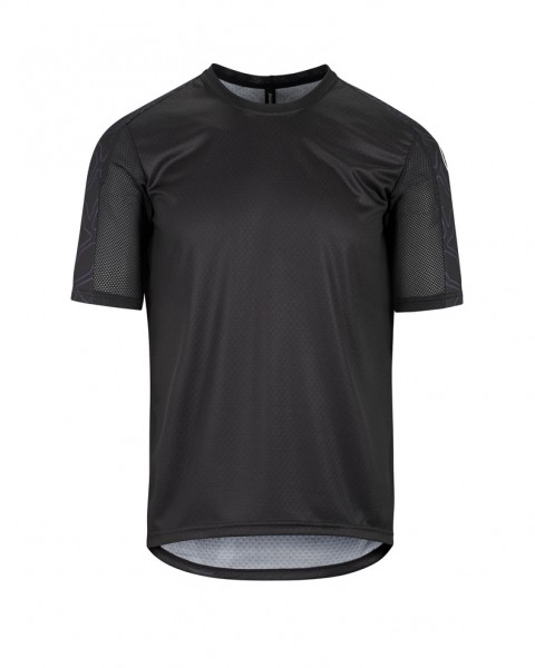Assos TRAIL SS Jersey - blackSeries