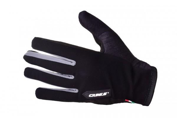 Q36.5 Hybrid Que Glove black - für Frühling & Herbst.