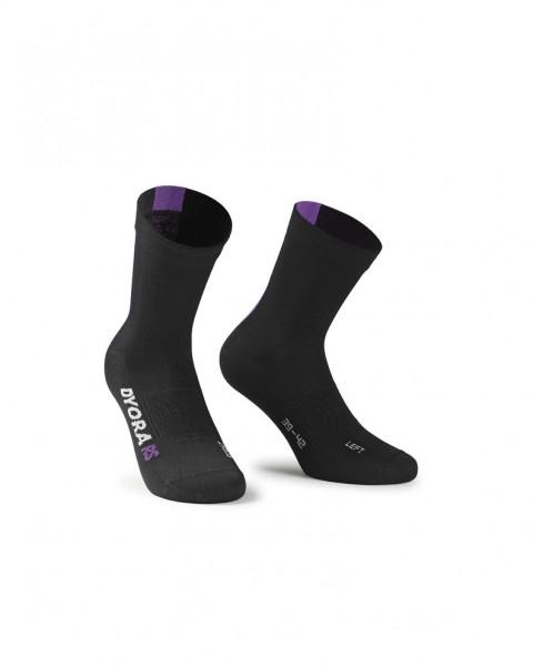 Assos Dyora RS Socks - blackSeries