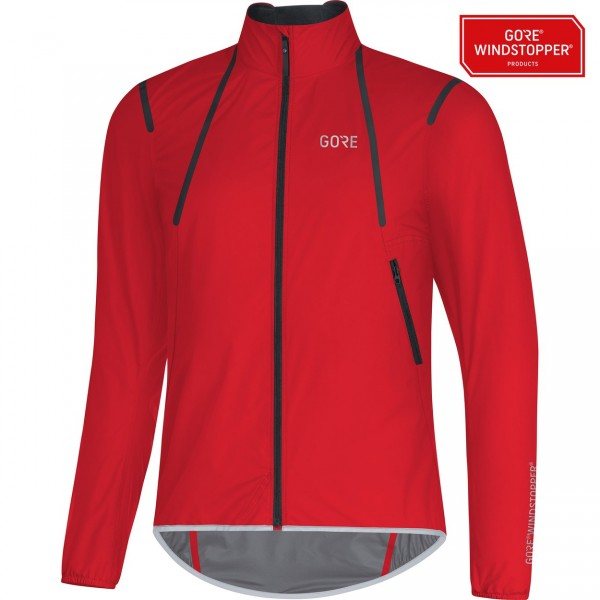 GORE® C7 GORE® WINDSTOPPER® Light Jacke