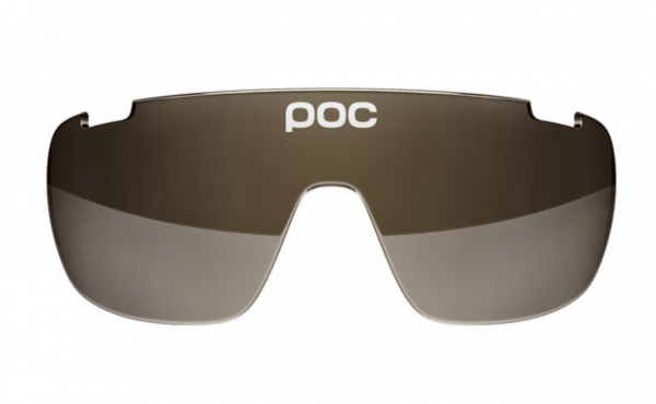 POC DO Half Blade Spare Lense - Ersatzglas Brown Electric Mirror 21.70