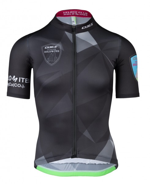 Q36.5 Jersey Short Sleeve Veloce Club Dolomites