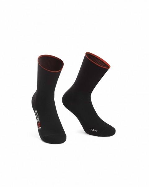 Assos RSR Socks - nationalRed