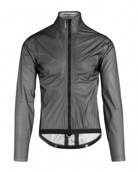 Assos EQUIPE RS Rain Jacket schlossHund EVO - blackSeries