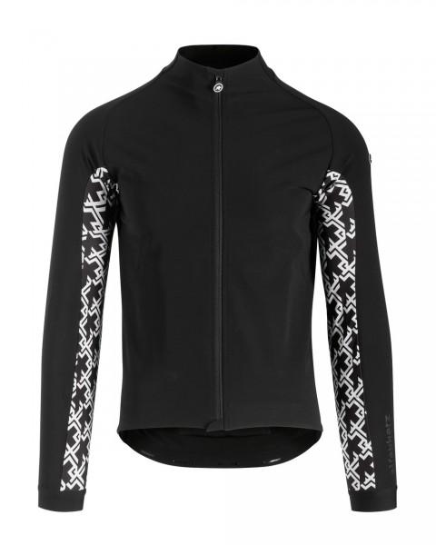 Assos Mille GT Jacket Ultraz Winter eisenHerz - blackseries