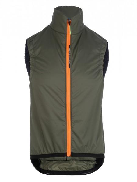 Q36.5 Adventure Insulation Vest - olivgrün