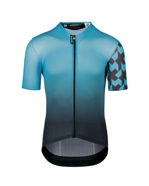 Assos EQUIPE RS SUMMER SS JERSEY PROF EDITION - Hydro Blue