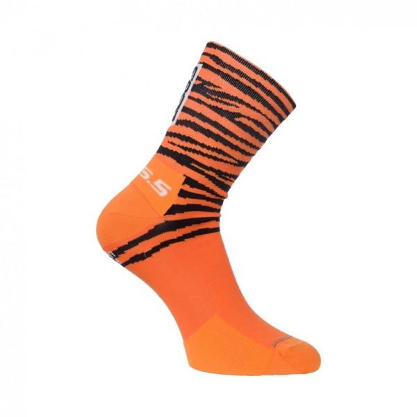 Q36.5 Ultra Tiger Socks - orange