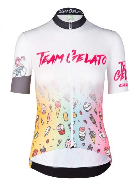 Q36.5 Radtrikot G1 Woman Team Gelato