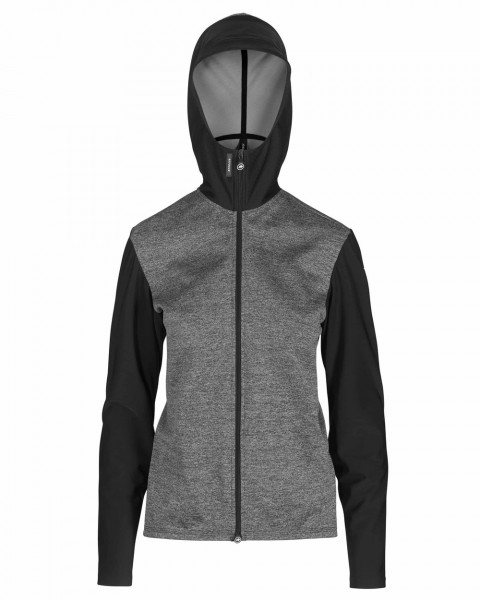 Assos TRAIL Women's Spring/Fall Hooded Jacket