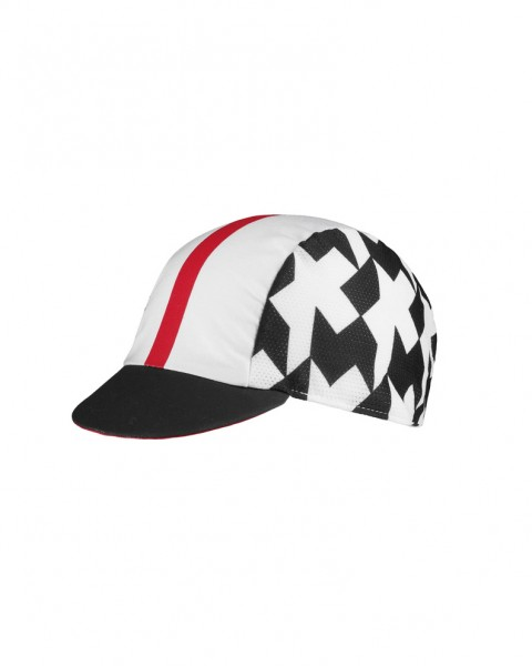 Assos Equipe RS Summer CAP - national red