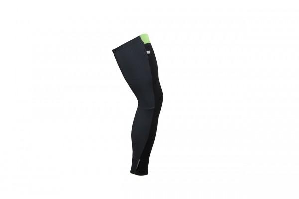"""Q36.5 Leg Warmer - ergonomisch geformt - aus """"UF-Hybrid-Shell""""-Textil"""