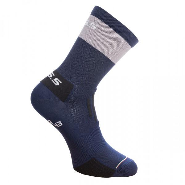 Q36.5 Ultra Socks - blue navy band