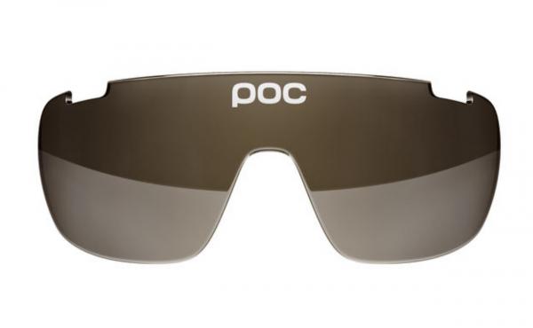 POC DO Half Blade Spare Lense - Ersatzglas Light Blue Electric Mirror 24.80