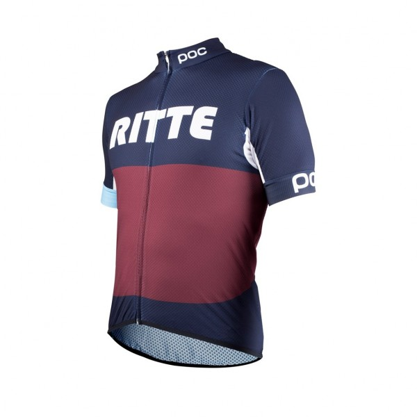 POC Ritte Climber Jersey marone red