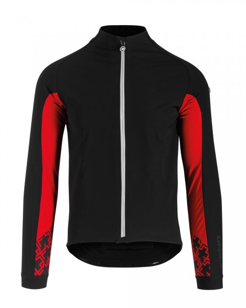 Assos Mille GT Jacket Ultraz Winter eisenHerz - national red