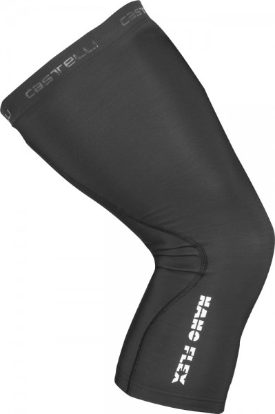 Castelli NANO FLEX 3G KNEEWARMER - BLACK