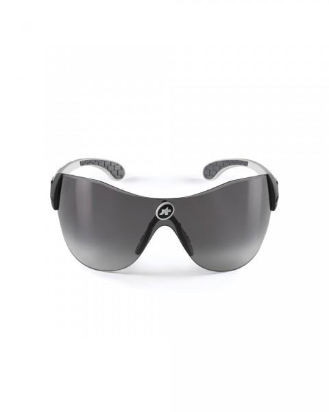 Assos Zegho G2 Interceptor Black - inklusive Klarsichtlinse und Einsatz für Korrekturgläser