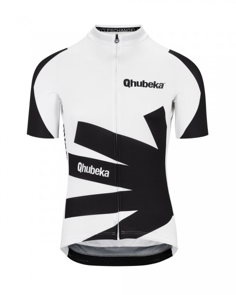 Assos QHUBEKA Moving Forward Charity Jersey black