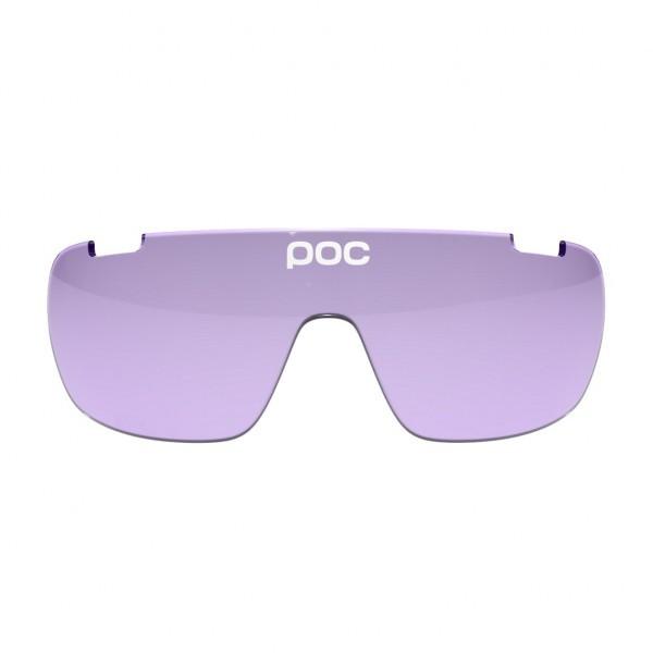 POC DO Blade Spare Lense - Ersatzglas Violet 28.4
