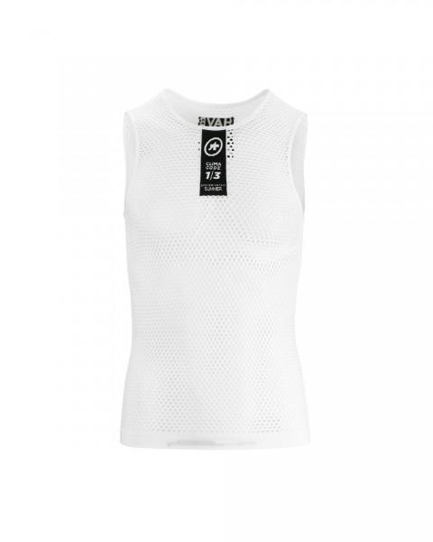 Assos Skinfoil NS Summer Base Layer - holy white