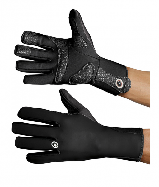 Assos earlyWinter Gloves S7 black Series