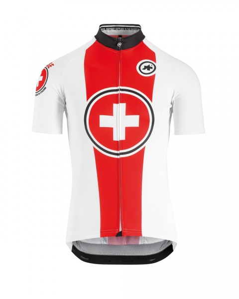 Assos suisseFed SS Jersey