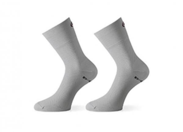 Assos Assosoires GT Socks - silver fever