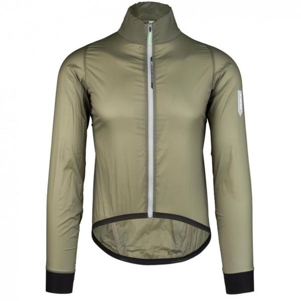 Q36.5 Windjacke Air Shell Jacket - olive green