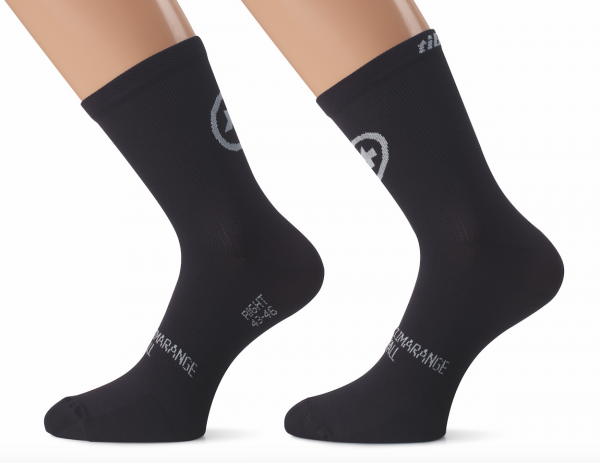 Assos tiburuSocks EVO8 - Twin Pack