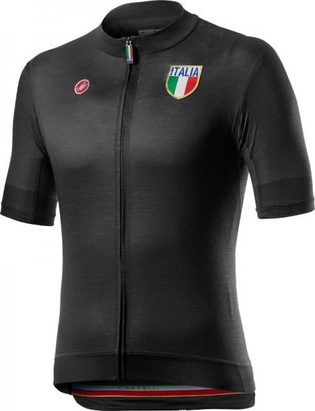 Castelli ITALIA 2.0 JERSEY - LIGHT BLACK