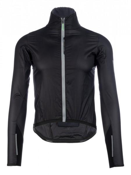 Q36.5 Windjacke Air Shell Jacket - black