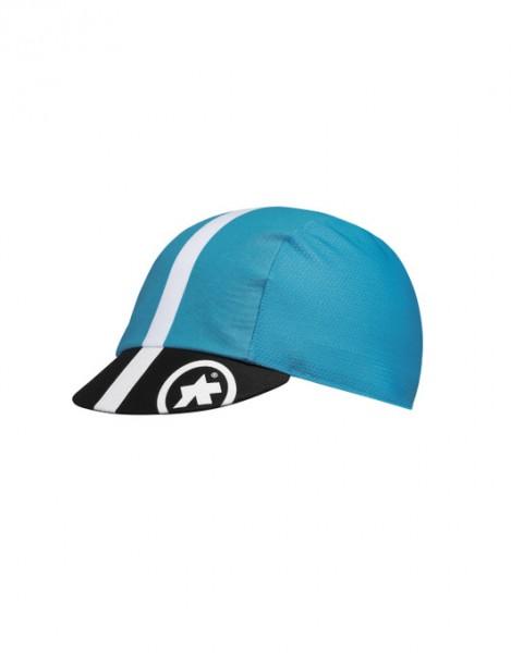 Assos FASTLANE Summer Cap - Hydro Blue