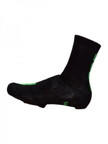 O36.5 Overshoes Copriscarpa Cordura - black