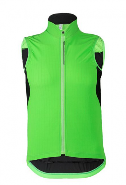 Q36.5 Vest L1 Essential - fluo green