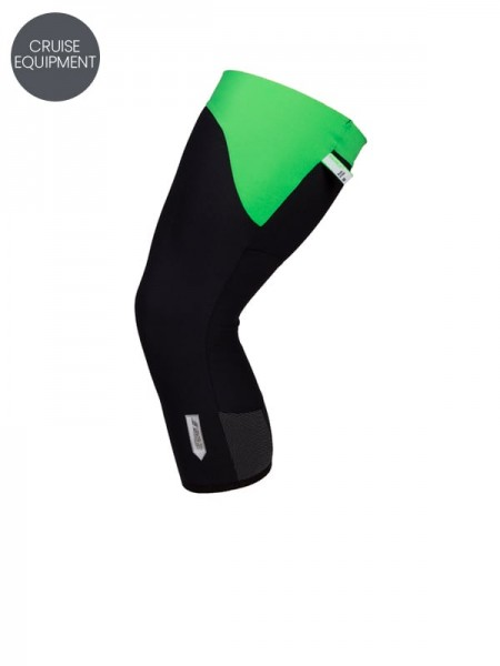 Q36.5 Knee Warmer WoolF - ergonomisch geformt