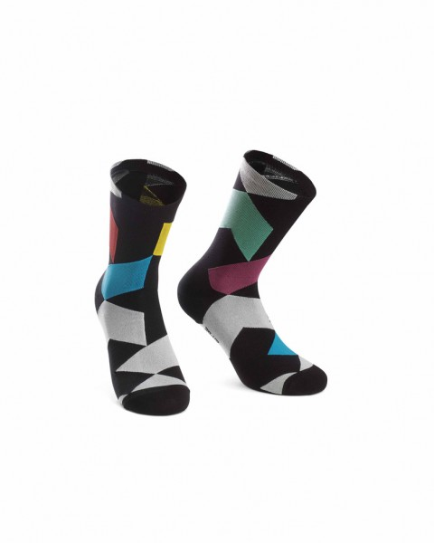 Assos FASTLANE Rock Socks - booster