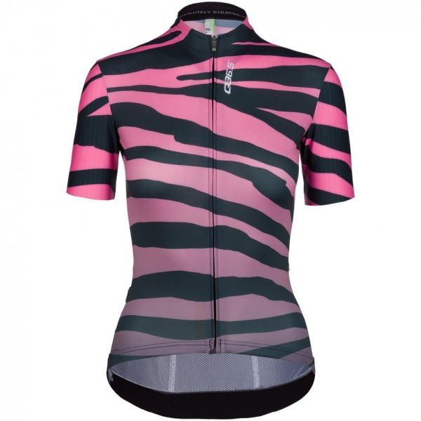 Q36.5 Kurzarmtrikot G1 Woman Tiger Pink