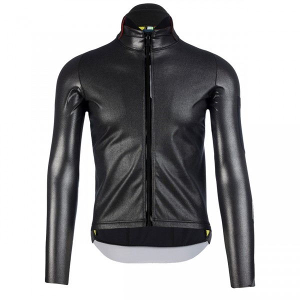 Q36.5 Radjacke Termica Jacket X silver