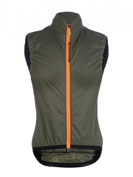 Q36.5 Adventure Insulation Vest Frauen - olivgrün