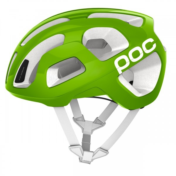 POC Octal Raceday Helm Cannondale Edition Cannon Green