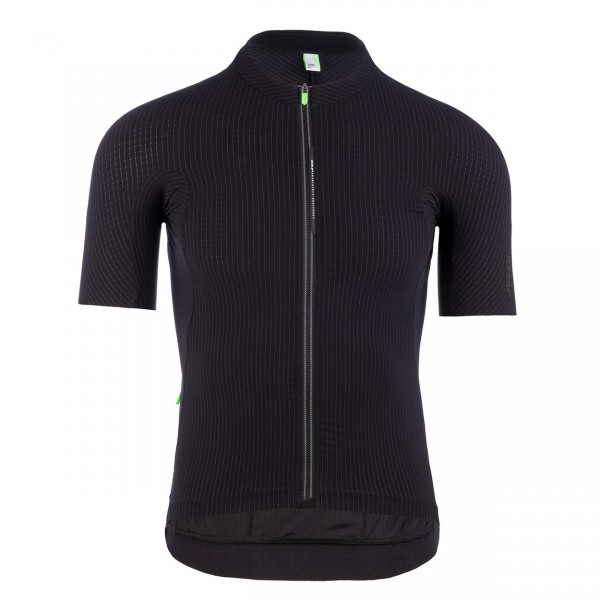 Q36.5 Jersey ShortSleeve L1 black pinstripe X