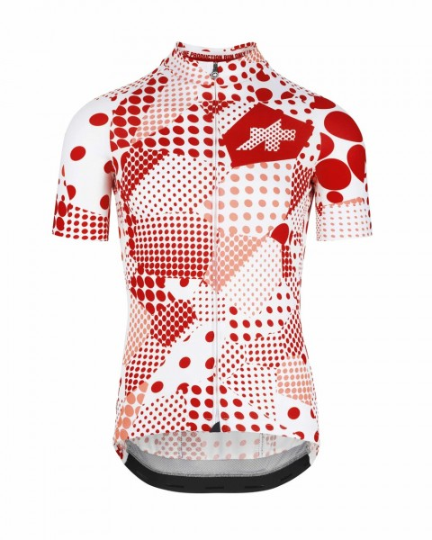 Assos ERLKÖNIG JERSEY NATIONAL RED