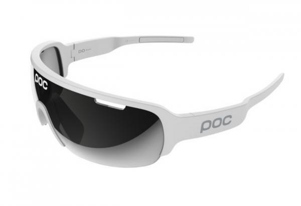 POC DO Half Blade Hydrogen White / Violet Silver Mirror 10.00