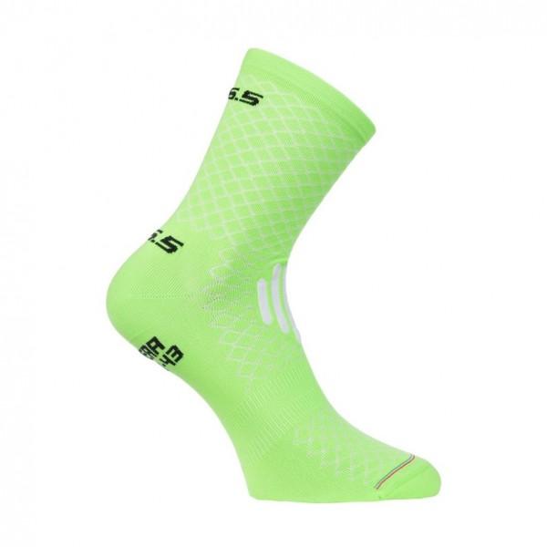 Q36.5 Leggera Socks - green