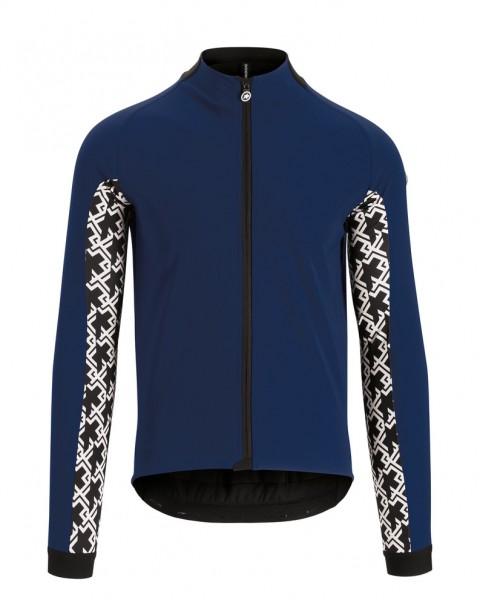 Assos Mille GT Jacket eisenHerz Ultraz Winter - caleumblue