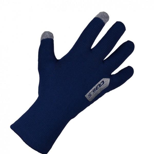 Q36.5 Anfibio Gloves Regenhandschuhe - navy