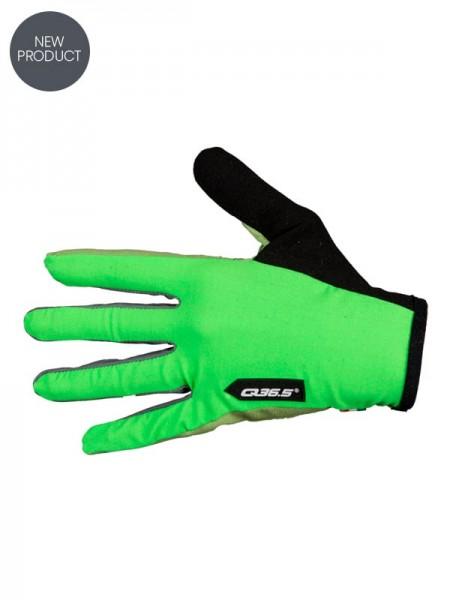 Q36.5 Hybrid Que Glove green - für Frühling & Herbst