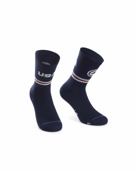 Assos Socks USA Cycling